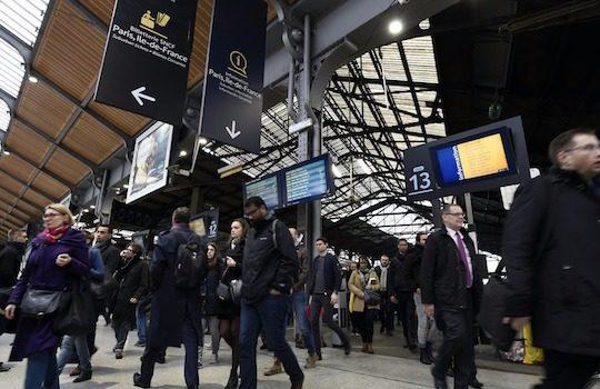 Gare Paris