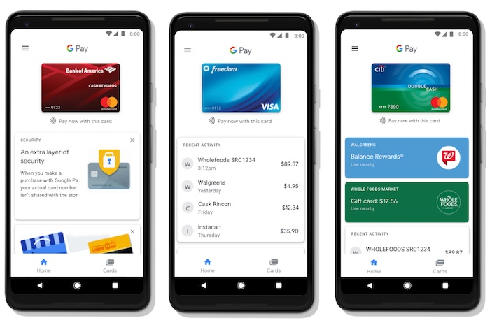 Google Pay Application