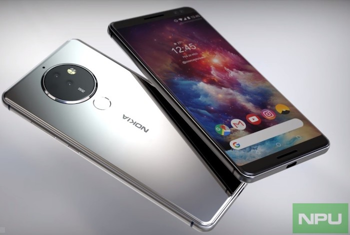Nokia 10 Rendu