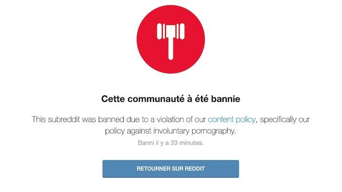 Reddit Bannit Deepfake Subreddit