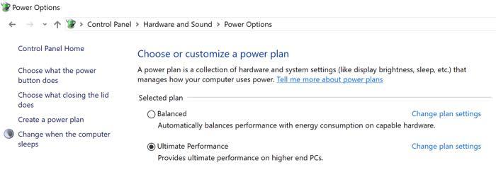 Windows 10 Mode Performances Ultimes
