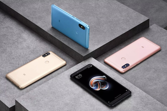 Xiaomi Redmi Note 5 Pro Couleurs