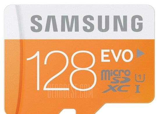 cart microsd samsung 128go