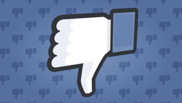 Facebook Thumbs Down 600x338
