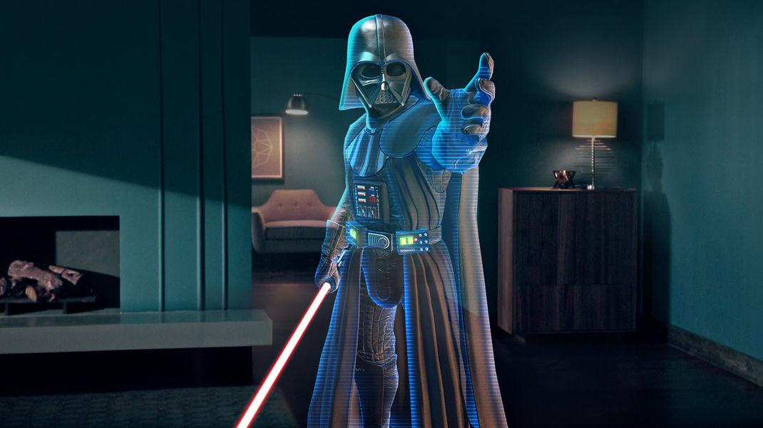 Jedi Challenges Vader
