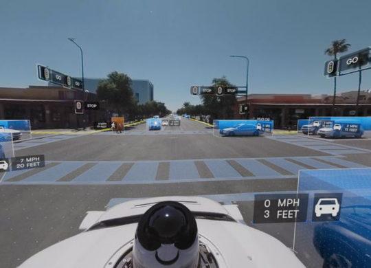 waymo video 360