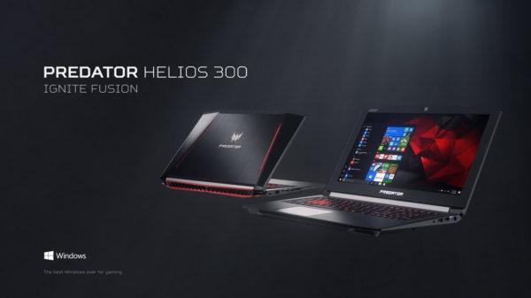 Acer Predator Helios 300 600x337