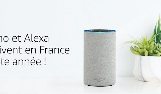 Alexa Echo Annonce France