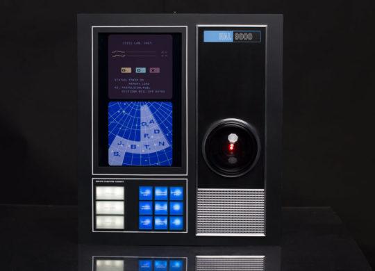 Alexa HAL9000