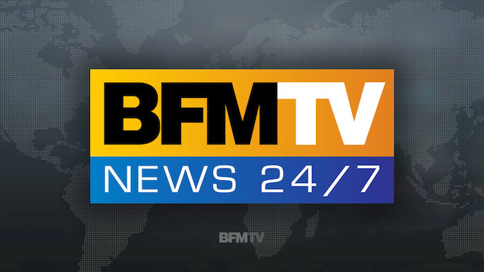 BFMTV Logo