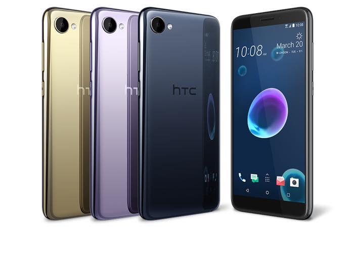 HTC Desire 12 Avant Arriere