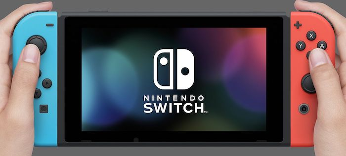 Nintendo Switch Mode Portable Colore