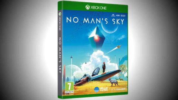 No Mans Sky Xbox One 600x338