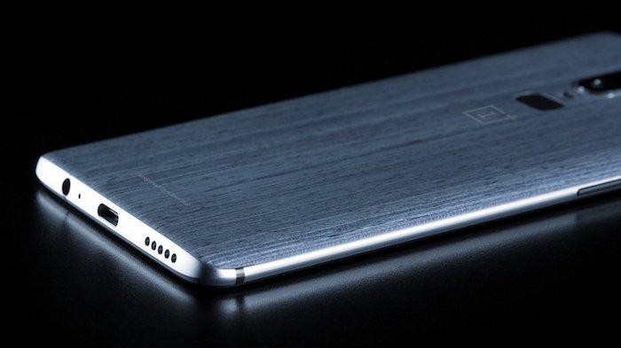 OnePlus 6 Arriere Fuite
