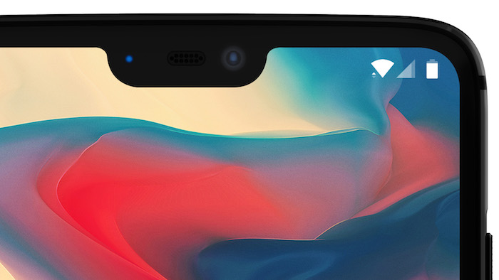 OnePlus 6 Encoche Officiel