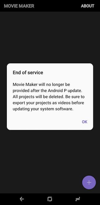 Samsung Abandon Application Montage Video