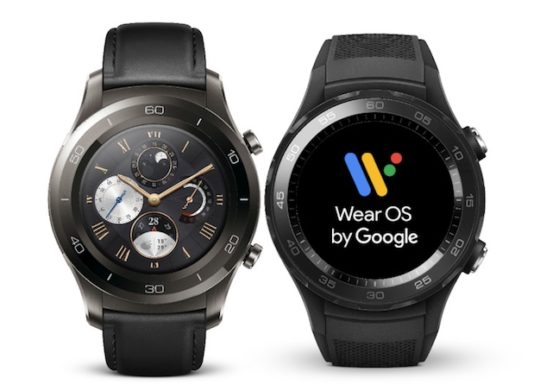 Wear OS Montre Connectee Google