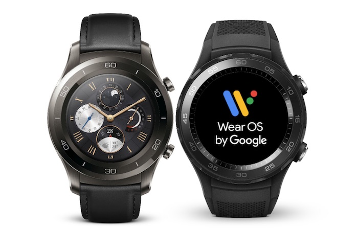Wear OS Montre Connectee Google