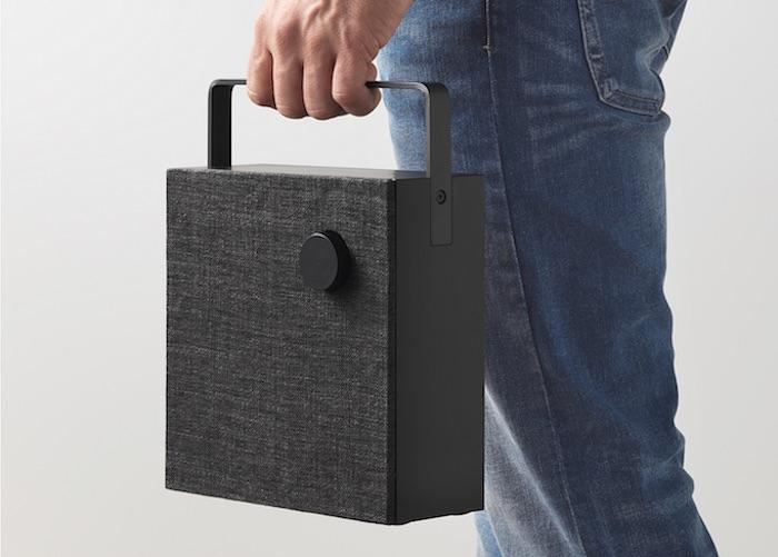 Enceinte Bluetooth Ikea Eneby Noire