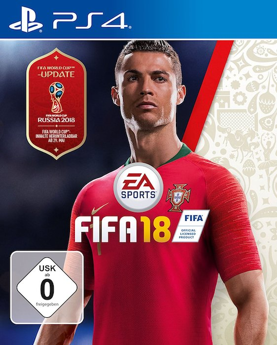 FIFA 18 Edition Coupe Du Monde