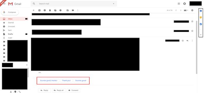Fuite Nouveau Design Gmail
