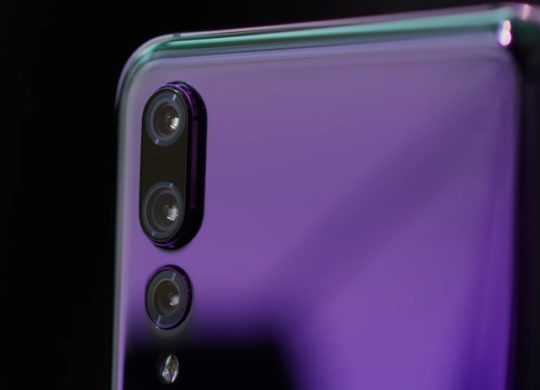 Huawei P20 Pro Triple Capteurs Photo