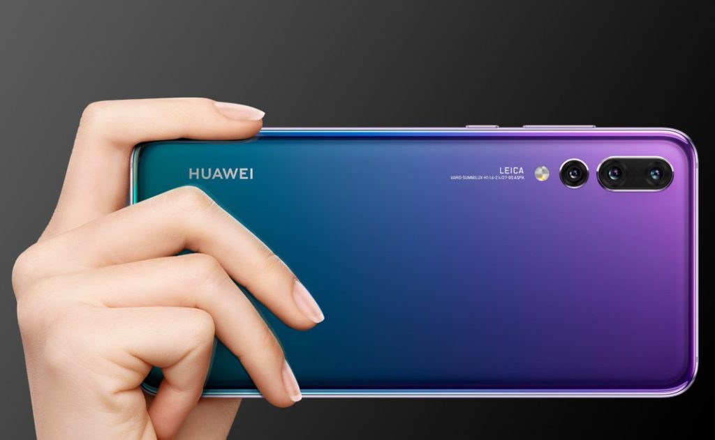 Huawei P20 Pro Triple Capteurs Photo Arriere 1024x631
