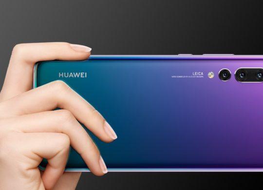 Huawei P20 Pro Triple Capteurs Photo Arriere