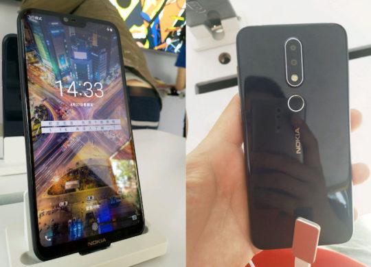 Nokia X Fuite
