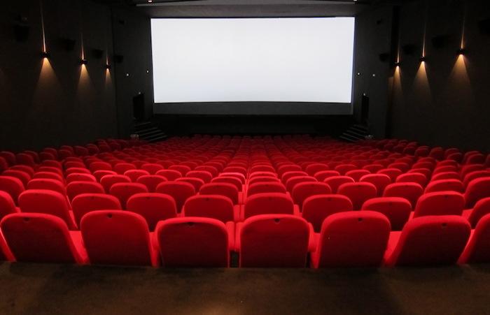 Salle Cinéma Vide