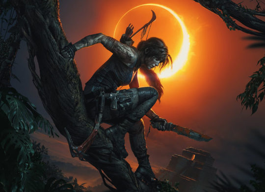 Shadow Tomb raider Lara