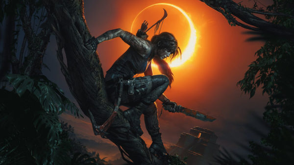 Shadow Tomb raider Lara