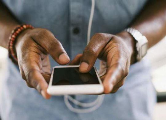 Smartphone Afrique