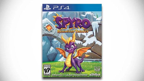 Spyro PS4 600x338