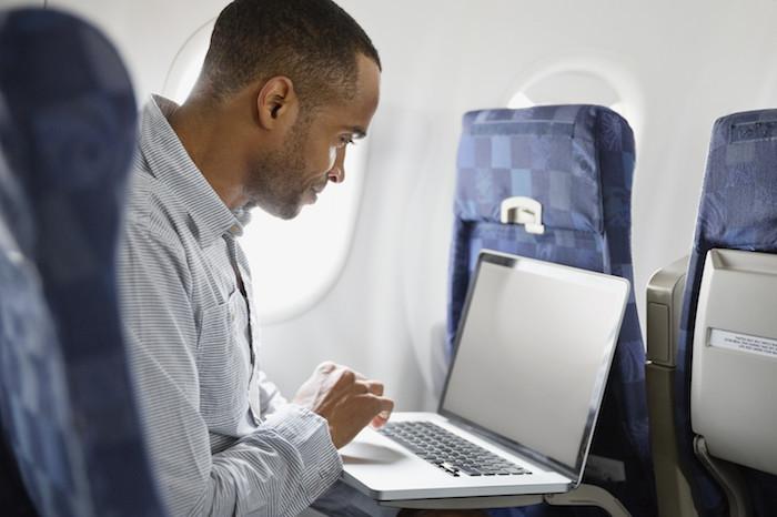 WiFi Avion Ordinateur Portable
