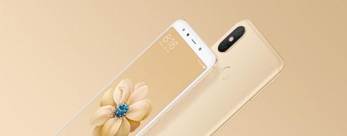 Xiaomi Mi 6X Or