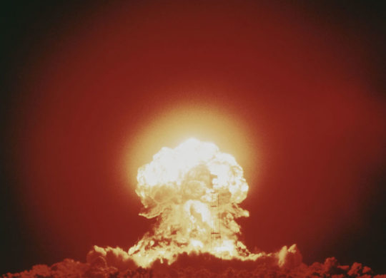explosion nucleaire