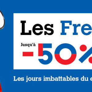 Image article [Màjx4 – #Promo] #FrenchDays : la France lance un nouvelle session de son Black Friday avec de nombreuses promos High-Tech