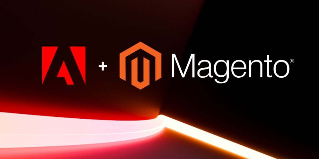 Adobe Magento Logos 1024x512