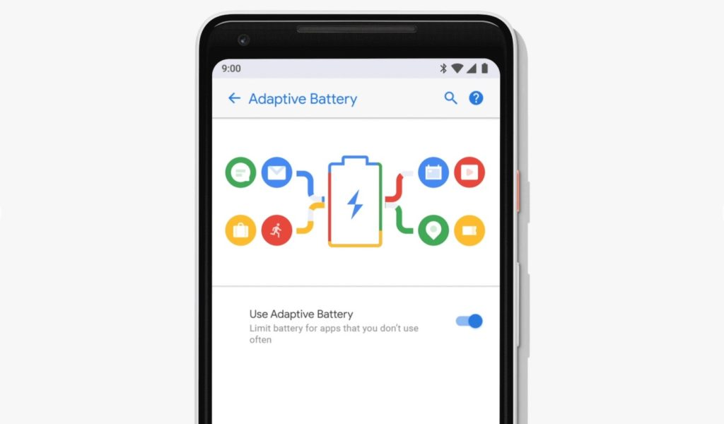 Android P Adaptive Battey 1024x600