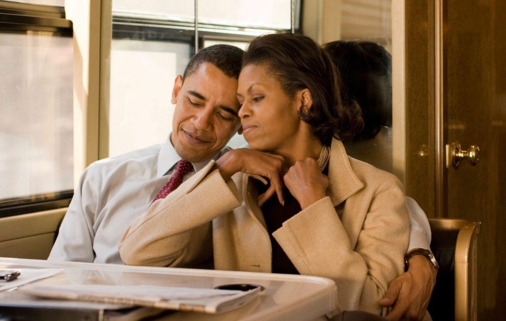 Barack Et Michelle Obama 1024x650