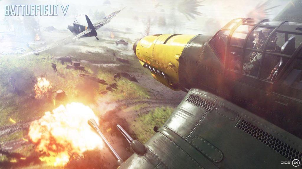 Battlefield V Avions 1024x576