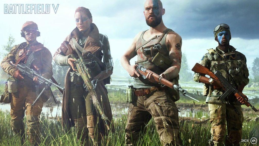 Battlefield V Soldats 1024x576