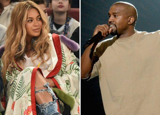 Beyonce Kanye West