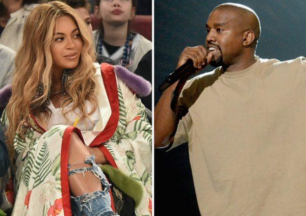 Beyonce Kanye West 600x424