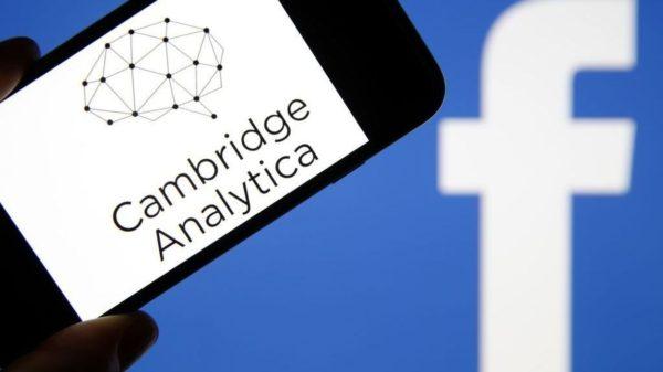 Cambridge Analytica Facebook 600x337
