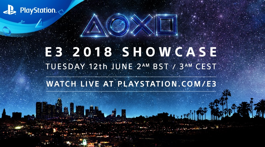 Conference Sony E3 2018