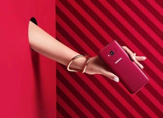 Fuite Galaxy S8 Lite 4