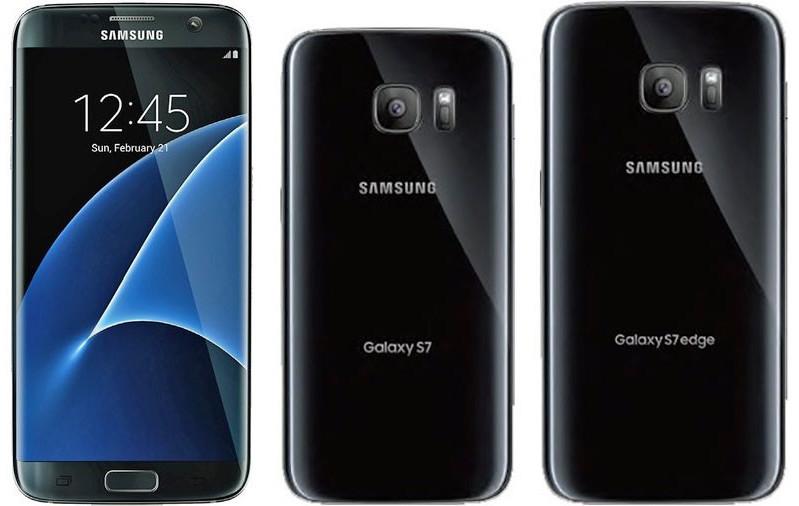 Galaxy S7 Avant Arriere