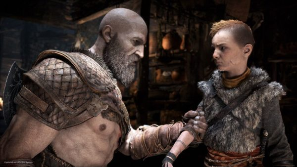 God Of War PS4 600x338